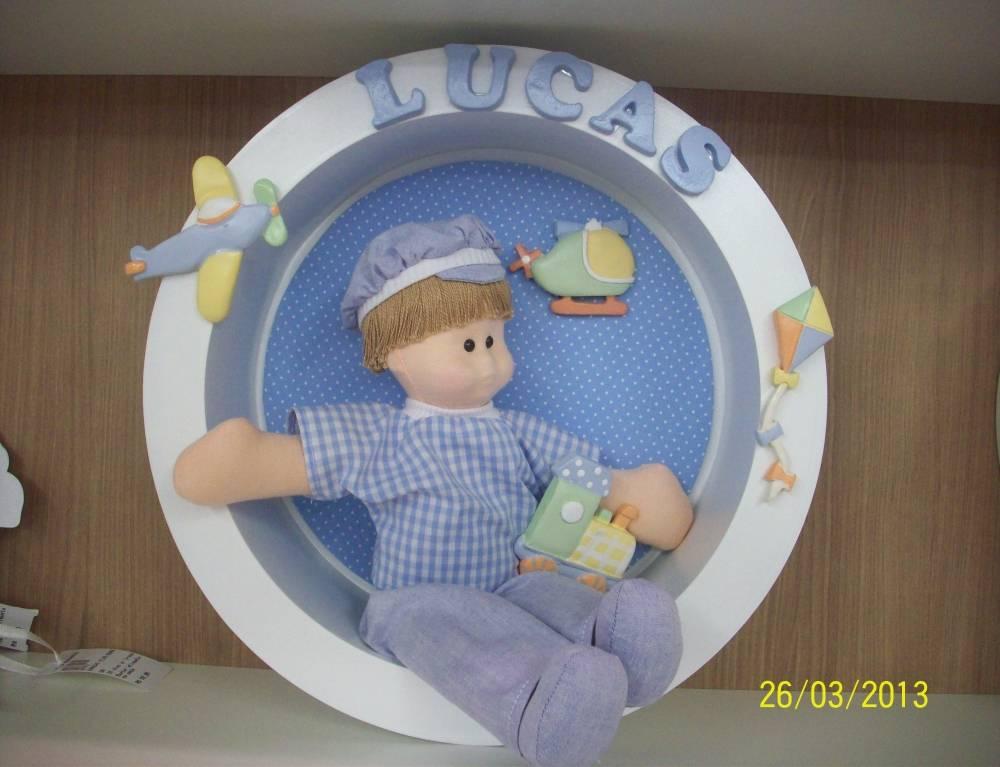Decoração de Quarto Bebê Masculino no Ibirapuera - Decoração de Quarto de Bebê Masculino Azul