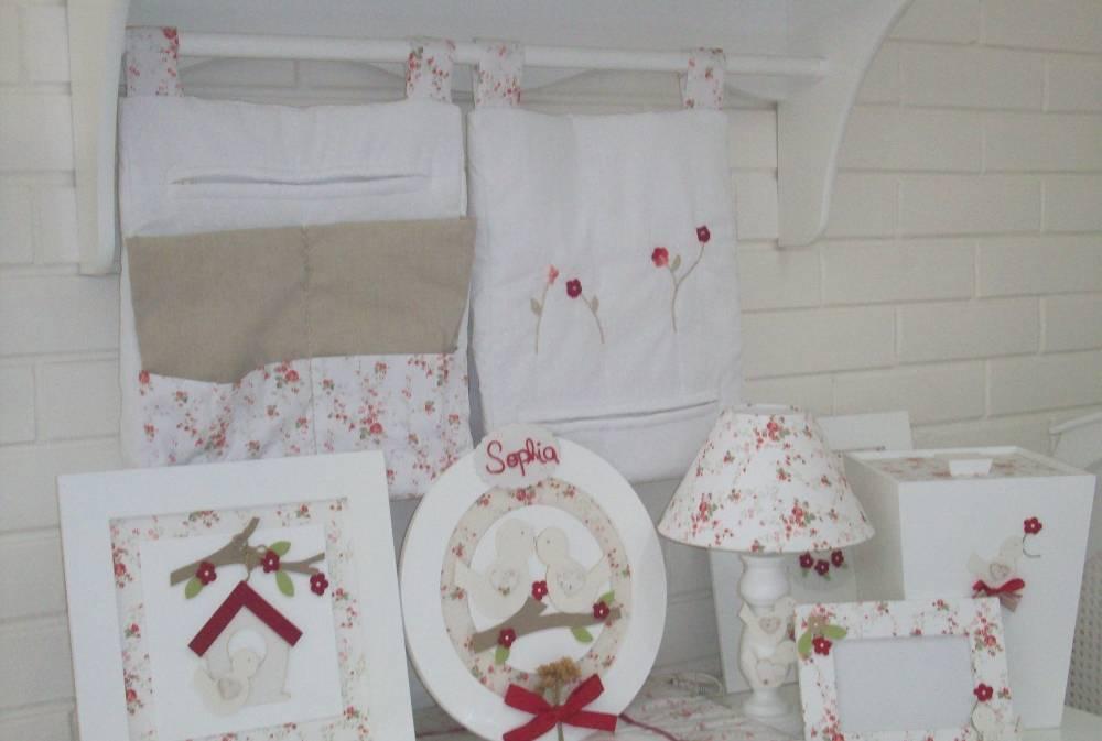 Decoração de Quarto de Bebê Menina em Suzano - Decoração de Quarto de Bebê Simples