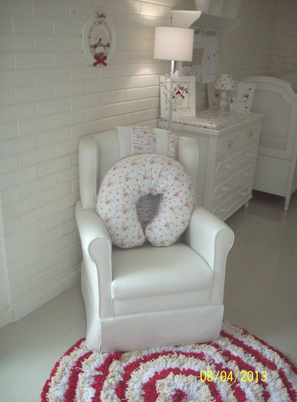 Decoração de Quarto de Bebê Simples em São Lourenço da Serra - Quartos de Bebê Decoração