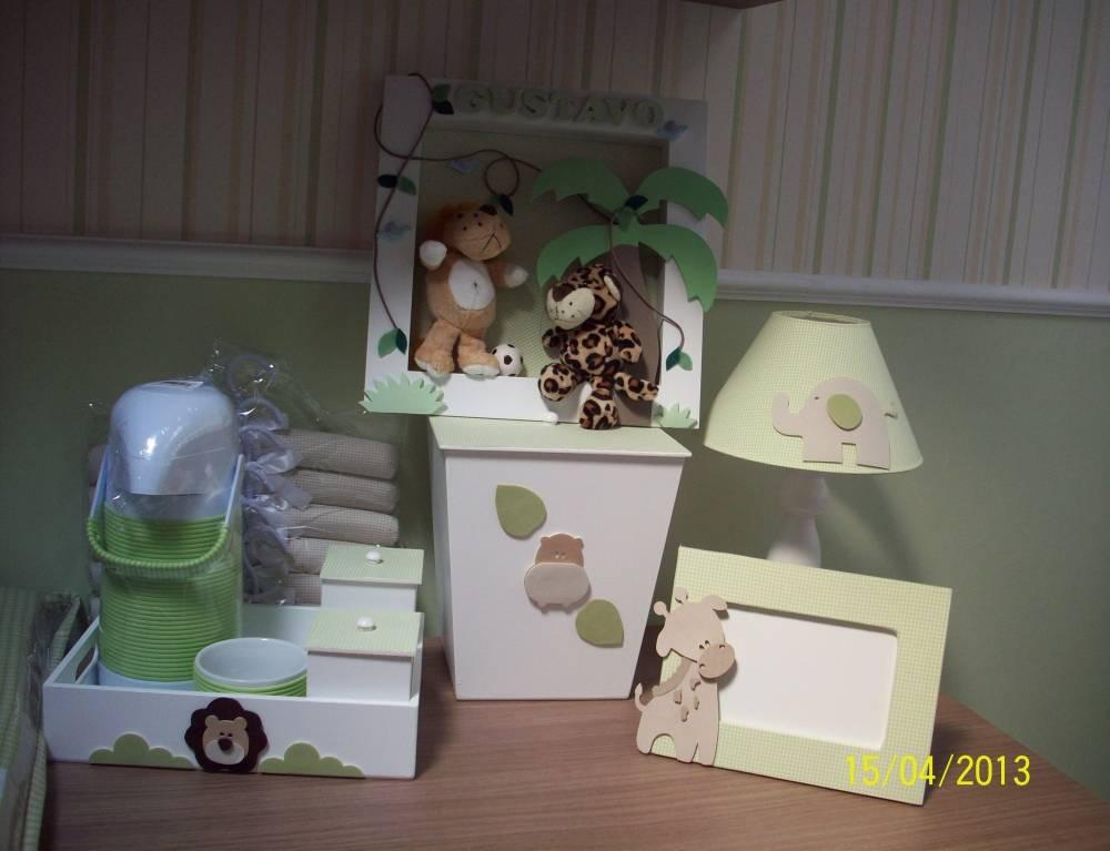 Decoração do Quarto de Bebê Masculino na Casa Verde - Decoração do Quarto do Bebê Masculino