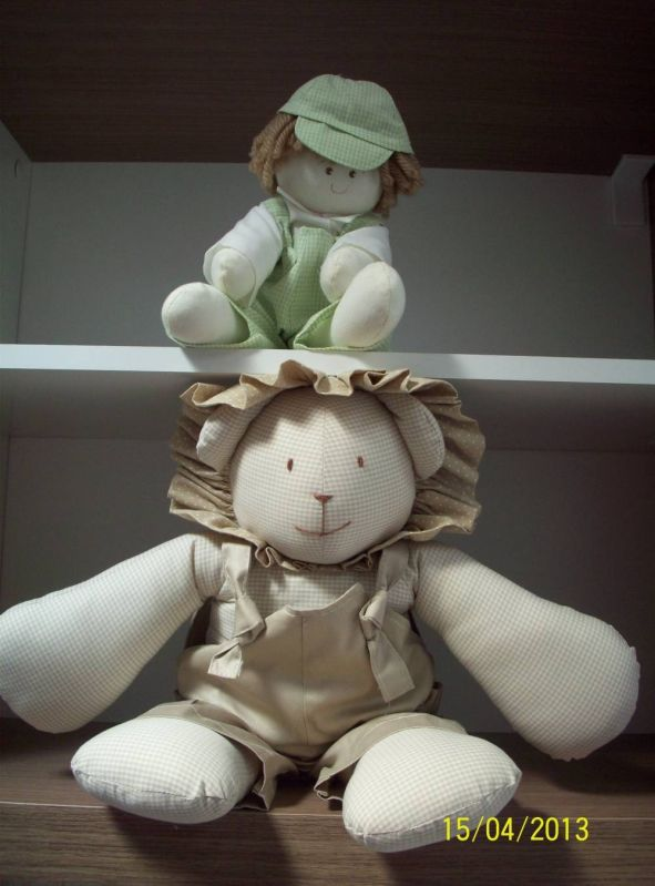 Decoração para Quarto de Bebê Masculino em Taboão da Serra - Decoração Quarto de Bebê Masculino em SP