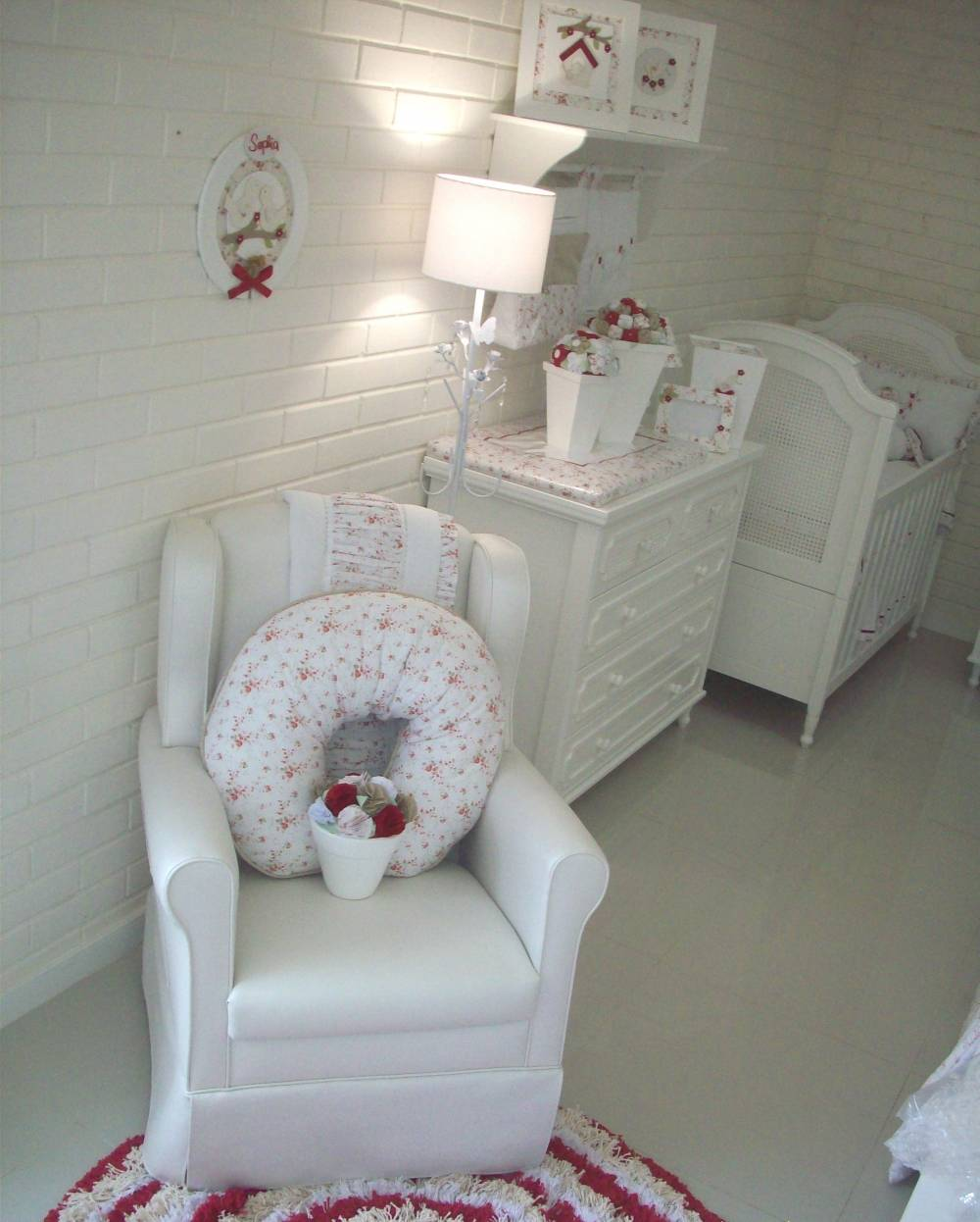 Decoração para Quartos de Bebê Feminino em José Bonifácio - Decoração de Quartos de Bebê Feminino