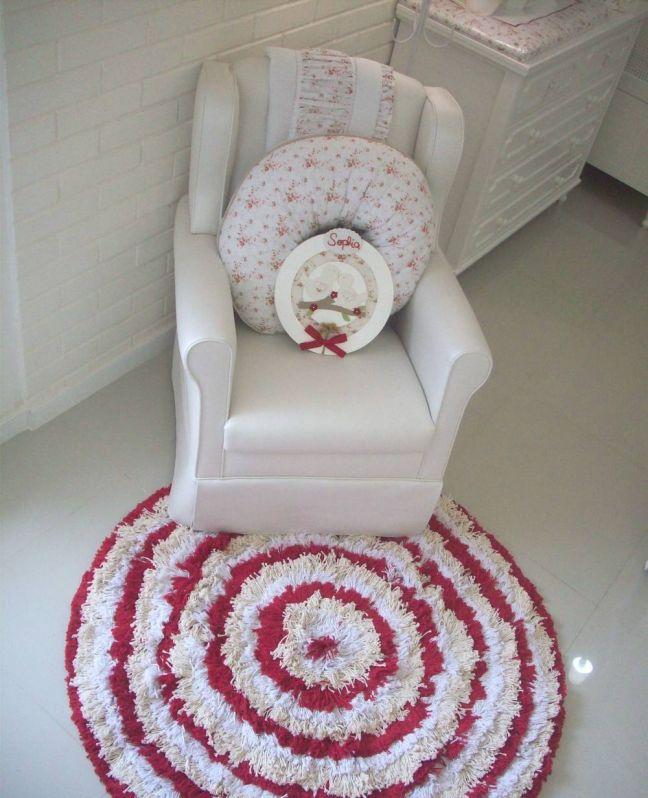 Decoração Quarto Bebê Feminino Simples em Franco da Rocha - Decoração de Quarto de Bebê Feminino Rosa