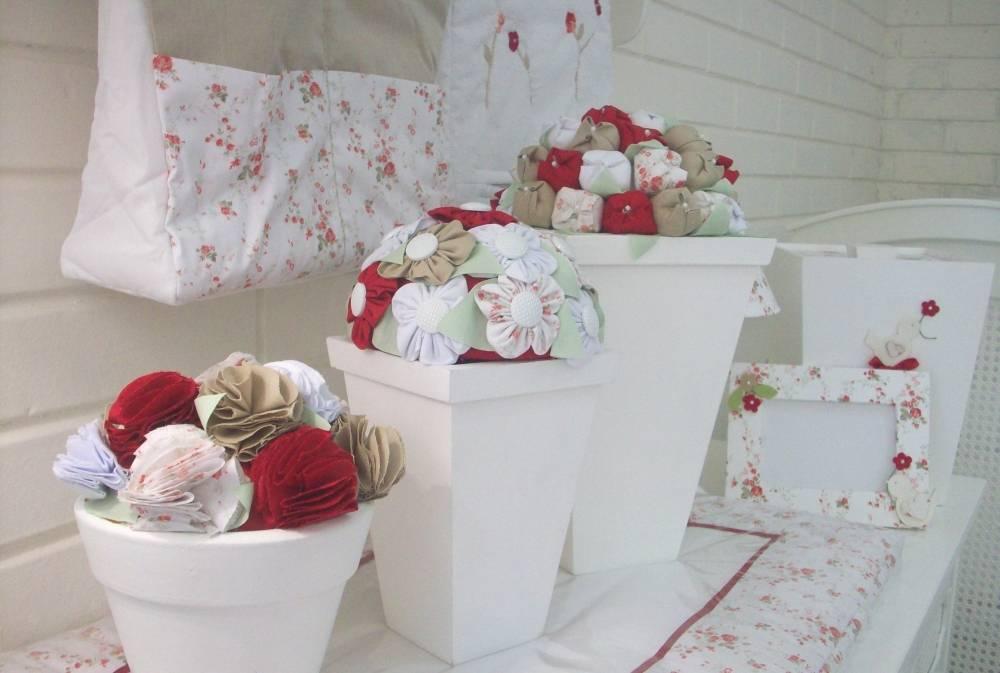 Decoração Quarto Bebê Meninas no Itaim Bibi - Kit Decoração Quarto Bebê