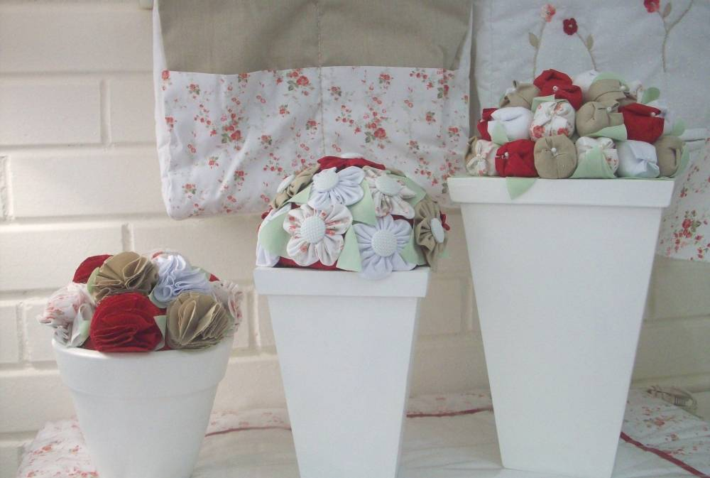 Decoração Quarto de Bebê Menina em José Bonifácio - Decoração de Quarto de Bebê Simples