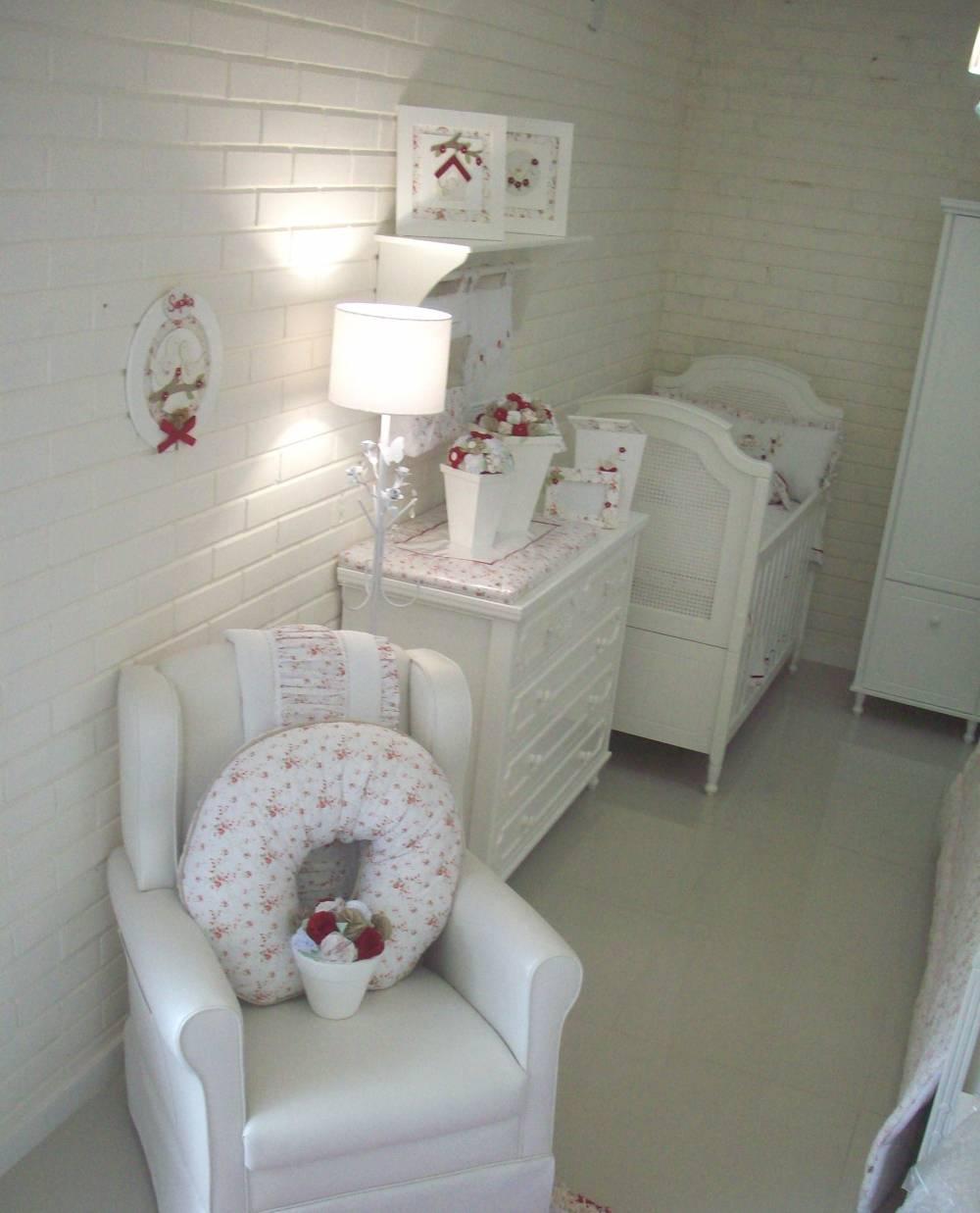 Decoração Quarto Pequeno de Bebê em Jandira - Decoração para Quartos de Bebê