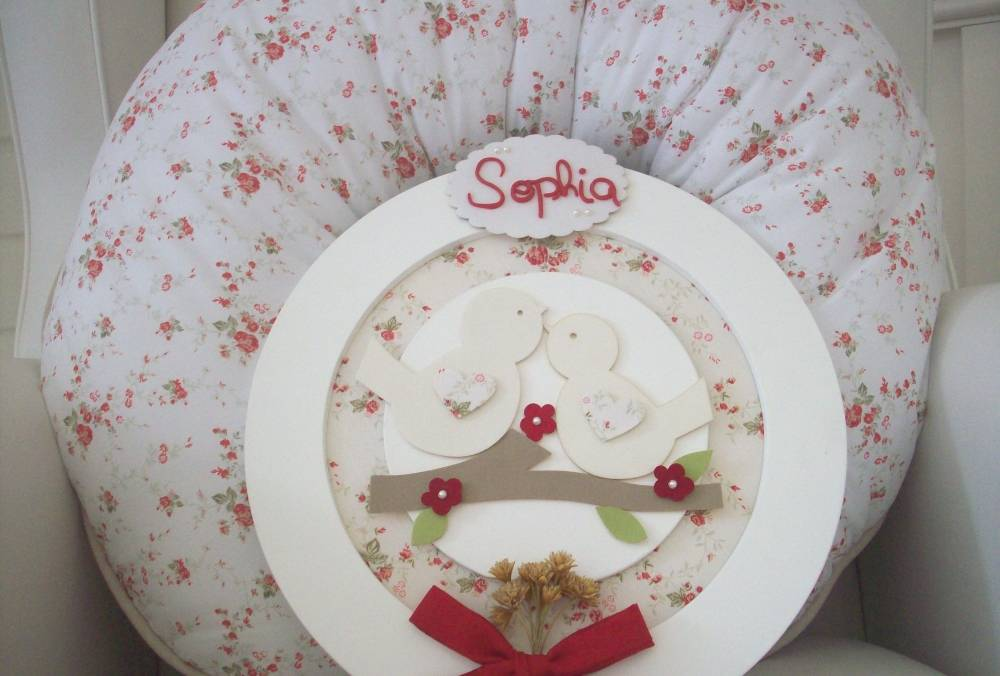 Decoração Quartos de Bebê Feminino em Caieiras - Decoração do Quarto de Bebê Feminino