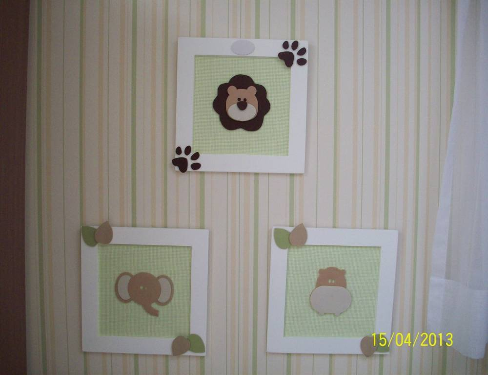 Decorações de Quarto Bebê Masculino em Parelheiros - Decoração de Quarto para Bebê Masculino