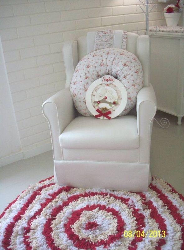 Decorações de Quarto de Bebê Feminino no Tremembé - Decoração de Quarto de Bebê Feminino Rosa