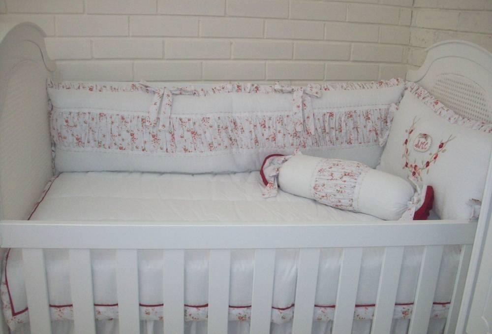 Decorações de Quarto de Bebê Menina no Jardim Europa - Decoração Quarto Bebê Menino