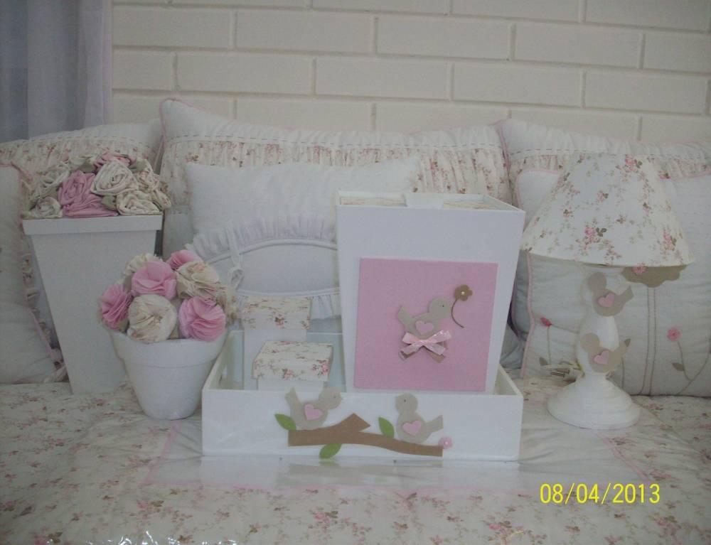 Decorações de Quartos de Bebê Feminino no Jardim América - Decoração de Quarto de Bebê Feminino Rosa