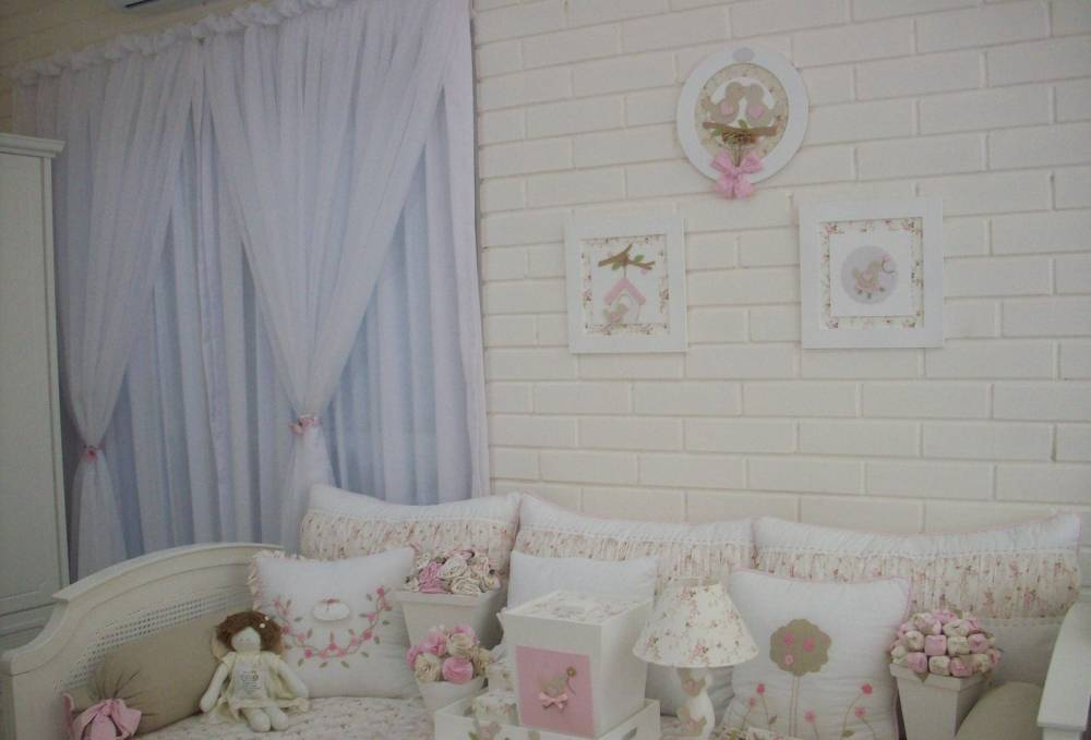 Enxovais para Meninas na Casa Verde - Enxoval de Bebê Meninas