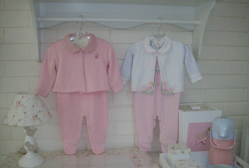 Enxoval de Bebês Menina no Capão Redondo - Enxoval para Menina
