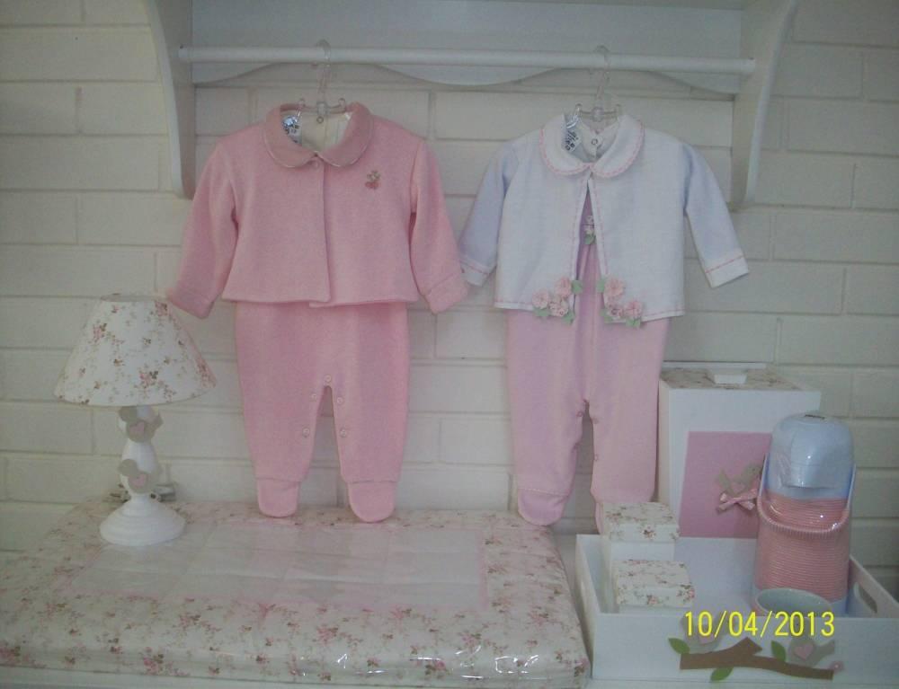 Enxoval de Bebês Meninas no Tremembé - Enxoval Bebê Menina