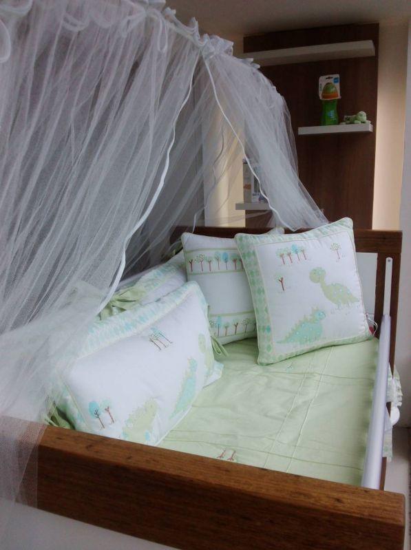 Kit Berço Americano Personalizado em Pinheiros - Kit Berço Personalizado no Butantã