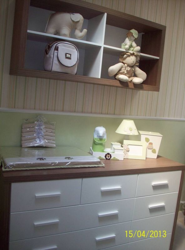 Loja Móveis de Bebê Preços em Santa Cecília - Lojas Móveis Bebê SP