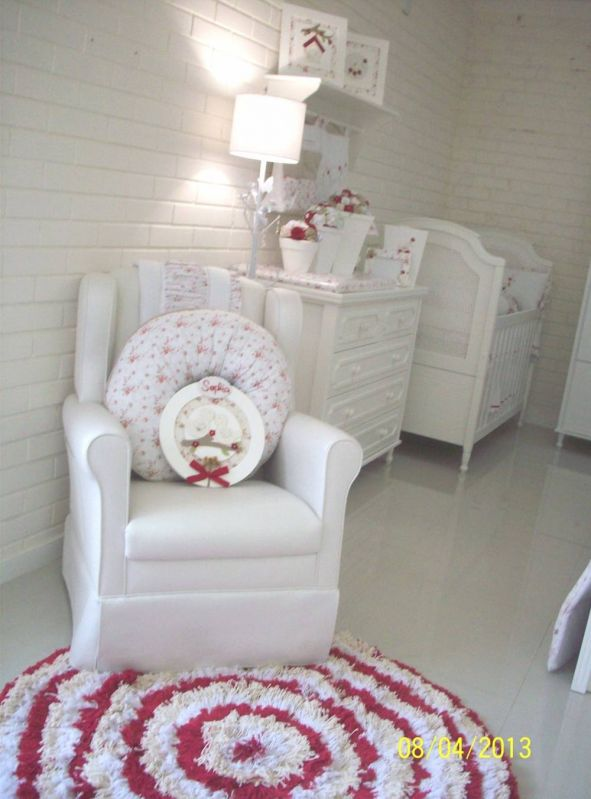 Quartos de Bebê Decoração em Osasco - Decoração de Quarto de Bebê em Apartamento Pequeno