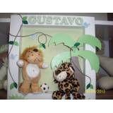 Decoração de quarto de bebê masculino em Brasilândia