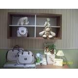 Decoração de quartos para bebê masculino na Vila Esperança