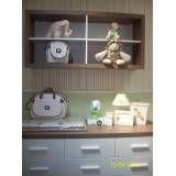 Decoração quartos de bebê masculino no Campo Grande