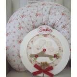 Decorações de quarto bebê pequeno na Santa Efigênia